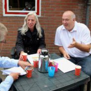 Bewoners Idenburglaan laten zich niet wegjagen
