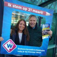 Verkiezingstour Omroep West